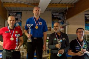 Vice-champion de France cadre 47/1 Xavier Leroy